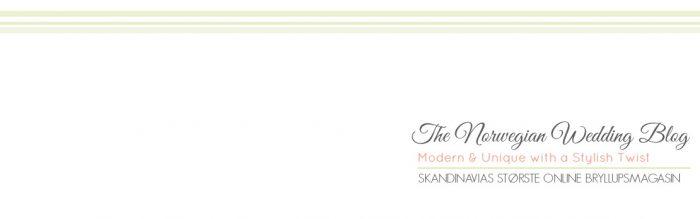 Featured In The Norvegian Wedding Blog