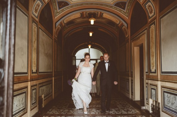Targu Mures, Romania Wedding Photography - Linda & Zoli