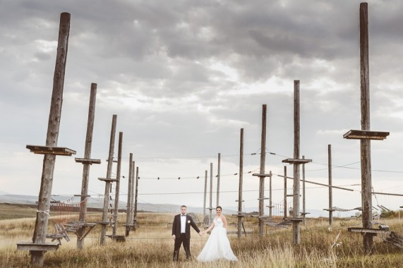 Turda, Romania Wedding Photography - Catalina and Ovidiu