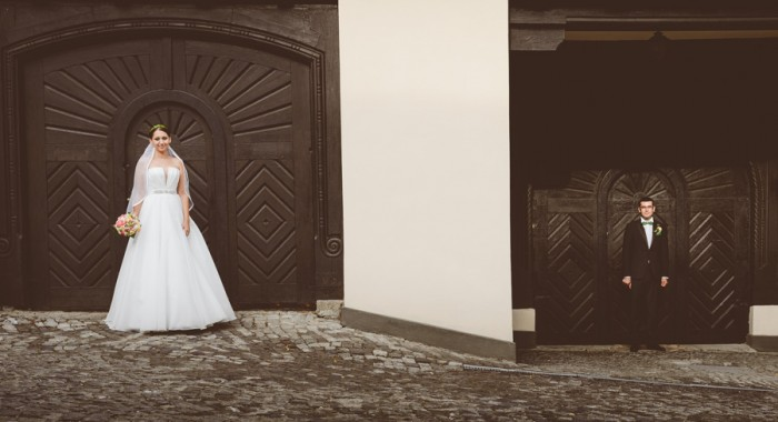 Sinaia, Romania Wedding Photography - Laura & Razvan