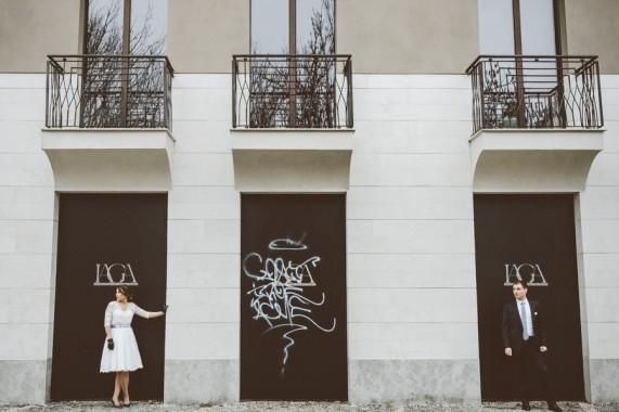Cluj, Romania Wedding Photography - Adina & Florin
