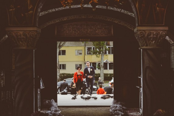 Bistrita, Romania Wedding Photography - Ruxandra & Andrei