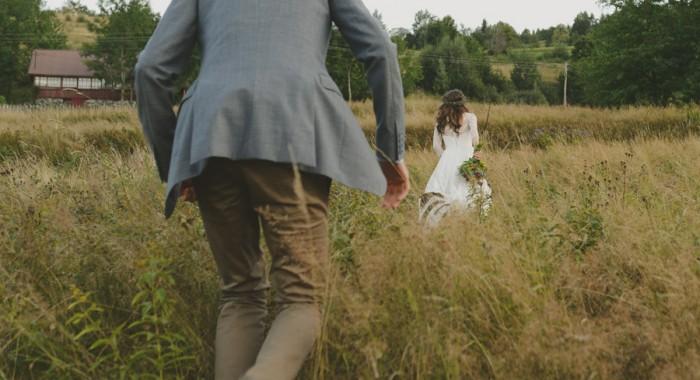 Intimate Mountain Wedding - Andra & Mihai