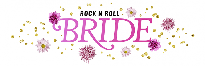 Featured on Rock'n'roll Bride