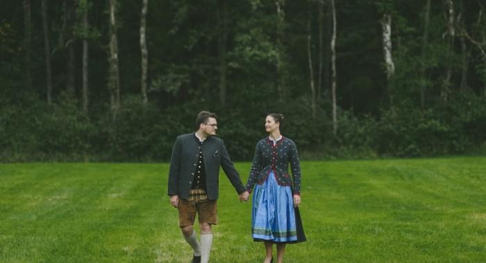 Bayern, Germany - Maria & Peter Wedding