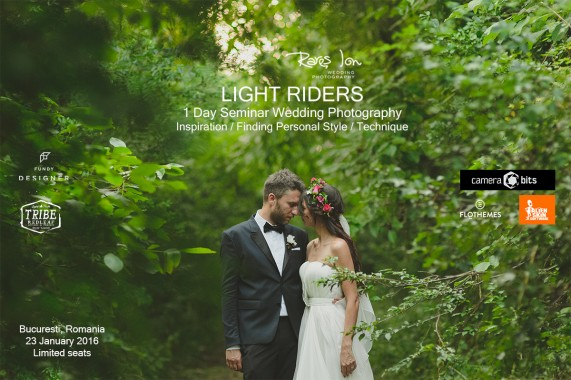 Light Riders 1 Day Seminar - Bucharest 23 January 2016