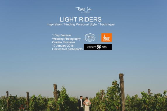 Light Riders 1 Day Seminar - Oradea 17 January 2016