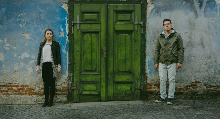 Sibiu, Romania - Dana+Victor
