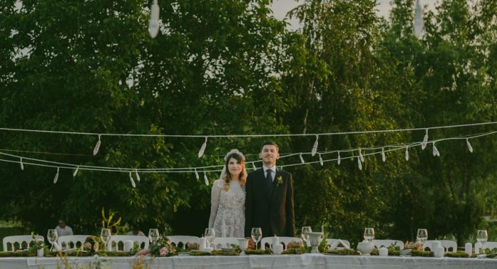 O+D DIY Lake Shore Wedding, Snagov, Romania